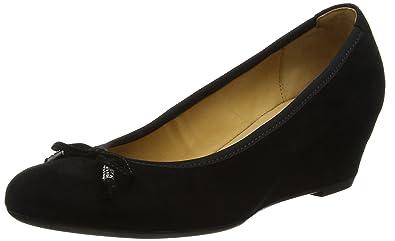 Gabor Shoes Gabor Basic, Escarpins Femme, Gris (19 Zinn), 40 EU