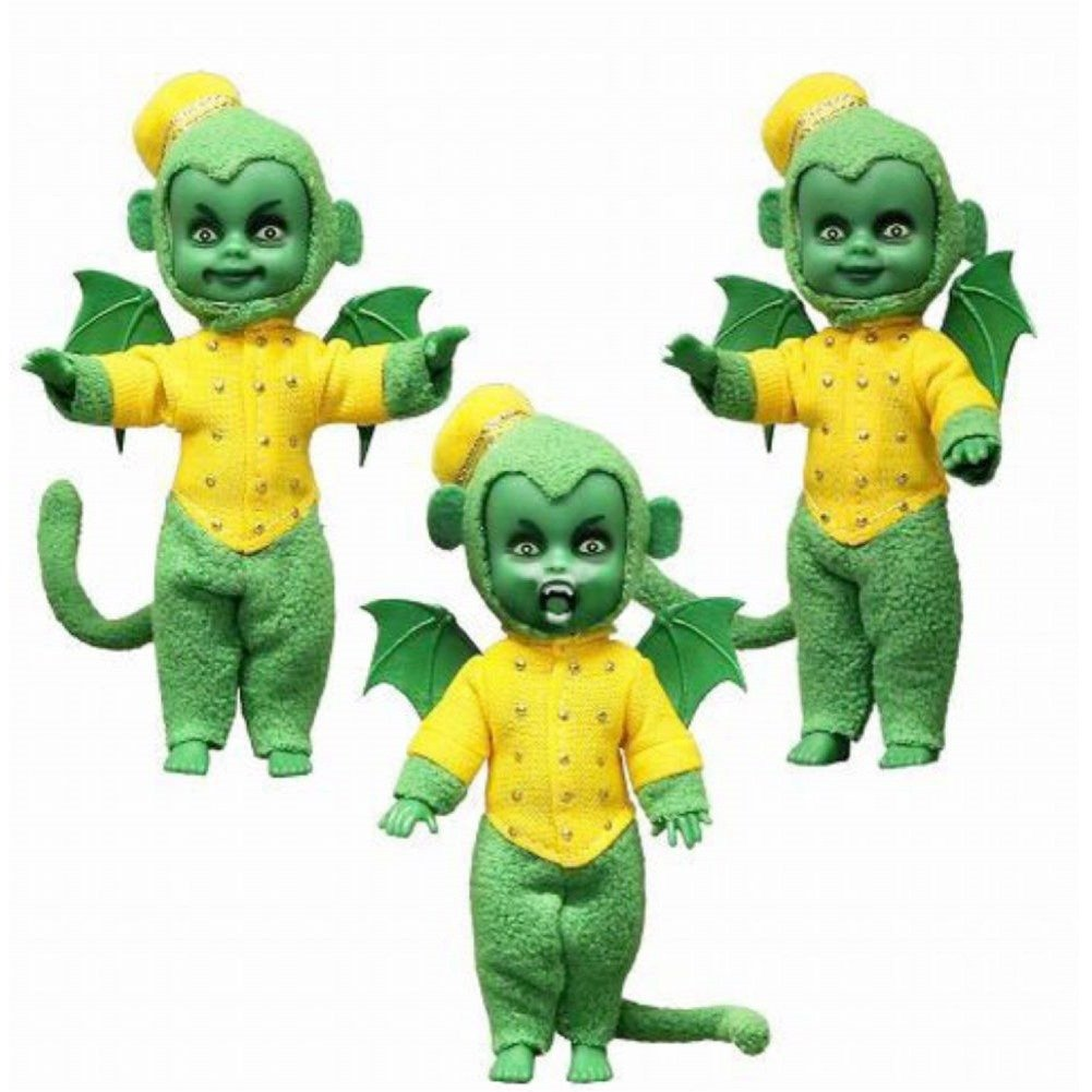 Amazon.com: Living Dead Dolls - The Wizard of Oz Flying Monkey ...