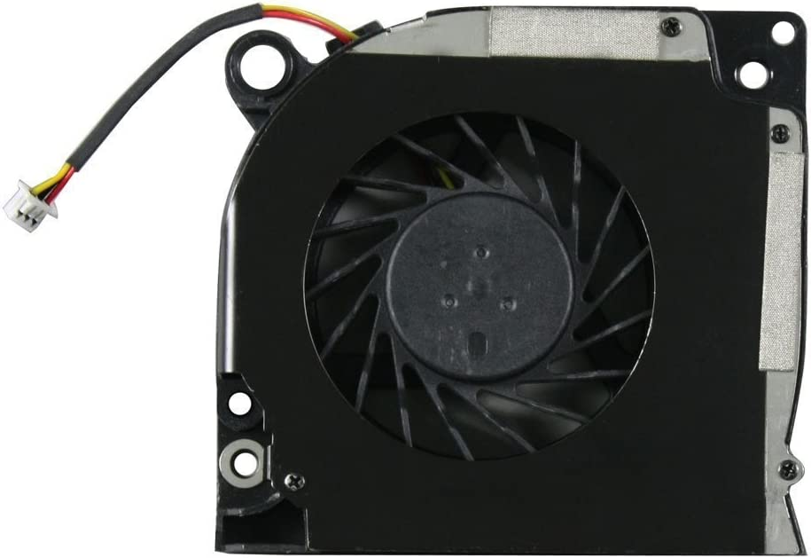 iiFix New CPU Cooling Fan Cooler For Dell Latitude D620 D630 D631£¬P/N: PP18L DC28A000J0L