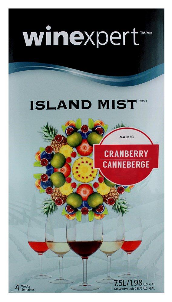 Cranberry Malbec (Island Mist) Ingredient Kit