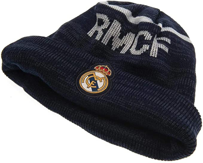 Real Madrid Knitted Hat CFR