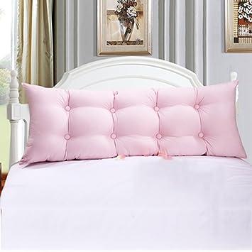 Amazon.com: Almohadas para leer y descansar la cama, cojines ...