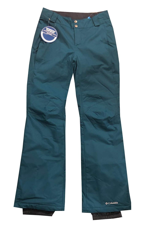 Mystery Teal Columbia Women's Arctic Air OmniTech Ski Snowboard Pants