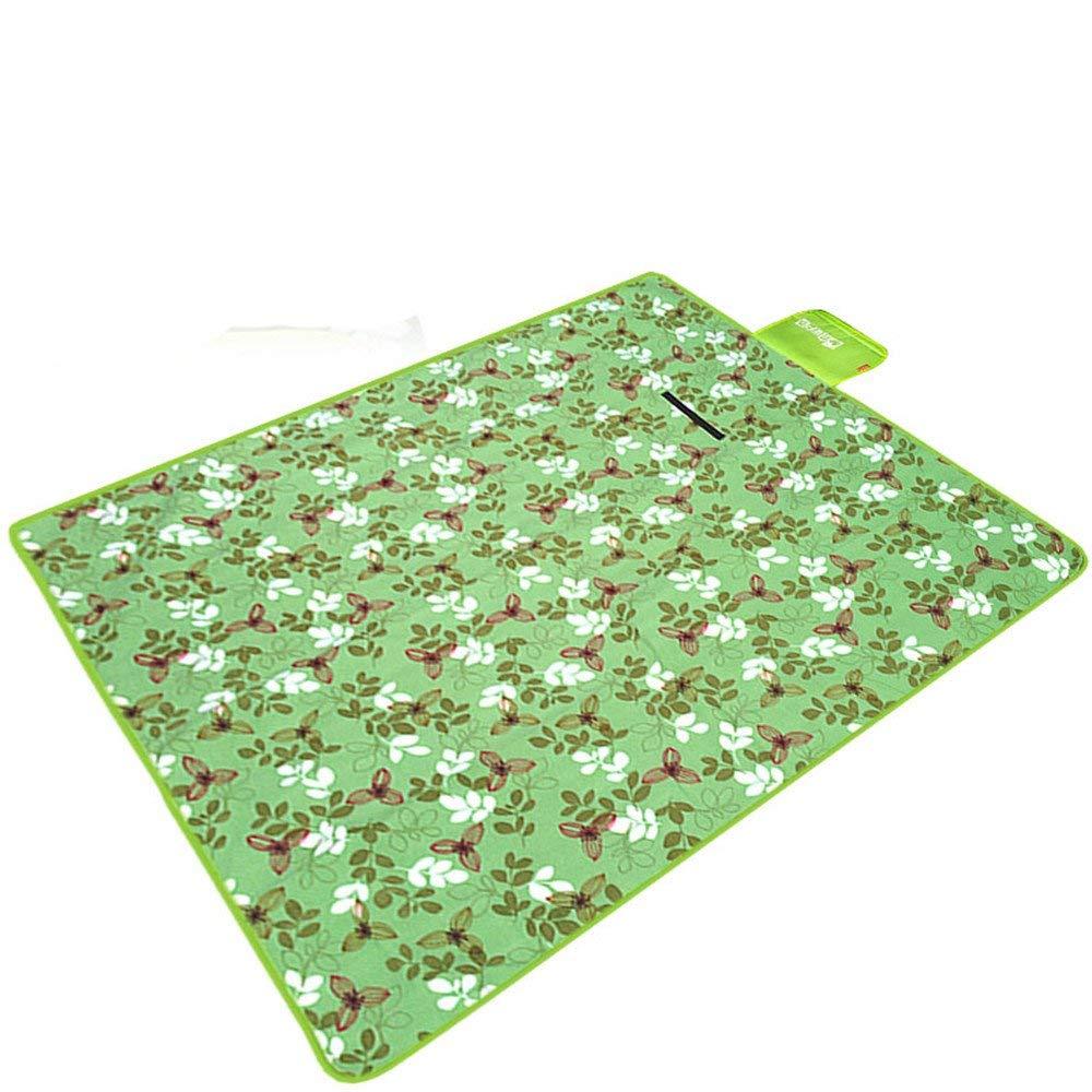 ピクニック毛布 ピクニックラグ水分パッド屋外マット厚いマット芝生パッドポータブルピクニック、子供クリーパーパッド、宗派。   B07RZK8VZY