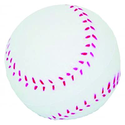 Baseball Squeeze Stress Relieving Ball: Toys & Games