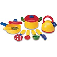 Learning Resources Set de Cocina Pretend & Play Cooking Set