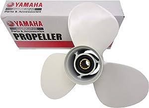 OEM Yamaha G Series 12-1/4 x 9 Pitch Aluminum Prop Propeller 663-45956-01-00