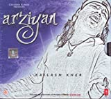 Arziyan - Kailaash Kher ( Sufi Music / Indian Music / CD) by Kailash Kher