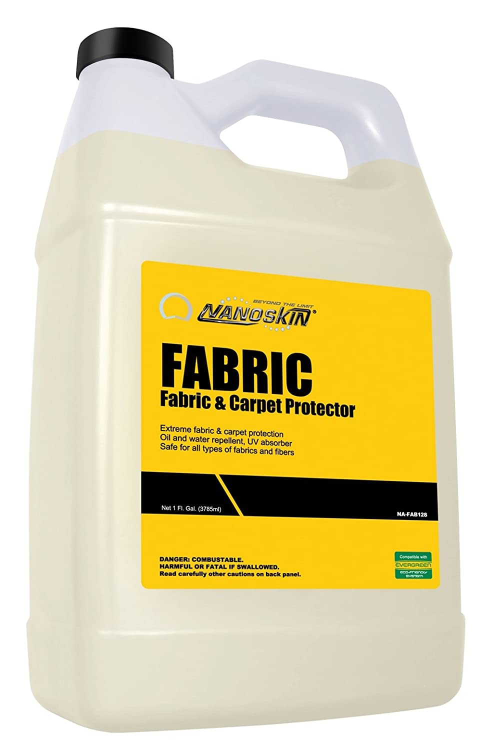 Nanoskin (NA-FAB128) Fabric and Carpet Protector - 1 Gallon