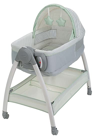 Graco Dream Suite Bassinet  Mason. Amazon com   Graco Dream Suite Bassinet  Mason   Baby