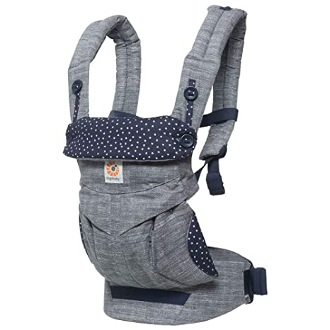 Ergobaby Babydraagzak 360 Sunrise Star Dust: Amazon.es: Bebé