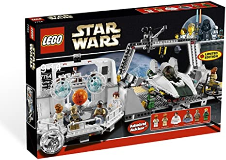 *BRAND NEW* LEGO Star Wars Home One Mon Calamari Star Cruiser 7754