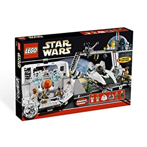 LEGO Star Wars Exclusive Limited Edition Set #7754 Home One Mon Calamari Star