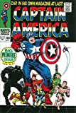 img - for Captain America Omnibus, Vol. 1 book / textbook / text book