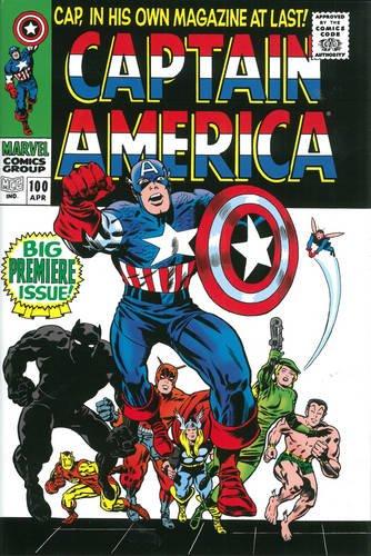 marvel omnibus captain america buyer's guide