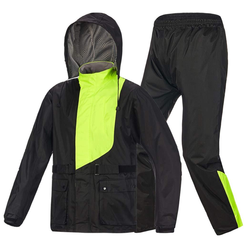 vert Medium ZYMNL-YY Pantalon de Pluie BiCouleure imperméable Imperméable imperméable rose-3xl
