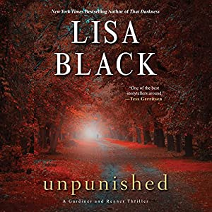 Unpunished Audiobook