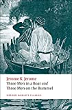 Image of Three Men in a Boat and Three Men on the Bummel (Oxford World's Classics)
