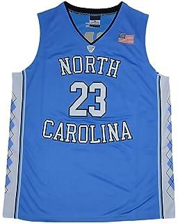 rhzmlu Amazon.com : Men\'s North Carolina Tar Heels #23 Michael Jordan