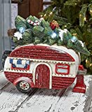The Lakeside Collection Lighted Decorations - Retro Camper