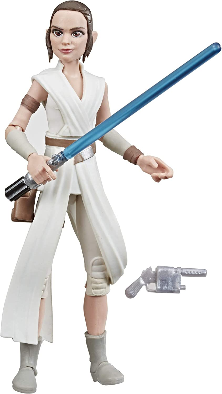 Star Wars Galaxie des aventures LUKE SKYWALKER figurine et mini comic NEUF