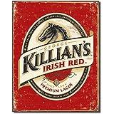 Killians Irish Red Beer Metal Pub Sign