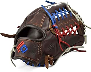 product image for Nokona X2 Elite Youth 11.25+/- Red White & Blue Mod Trap Web Right Handers Glove