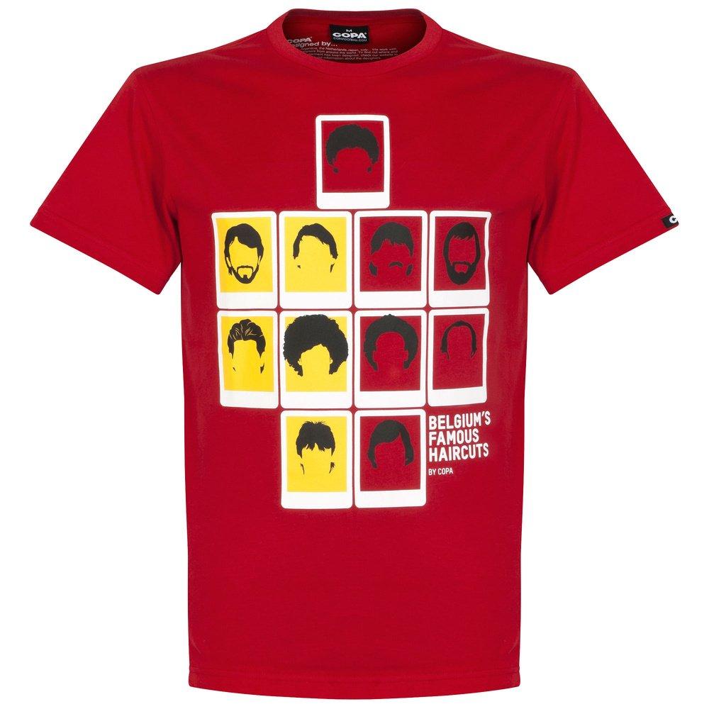 Copa Belgium Famous Haircuts T-Shirt