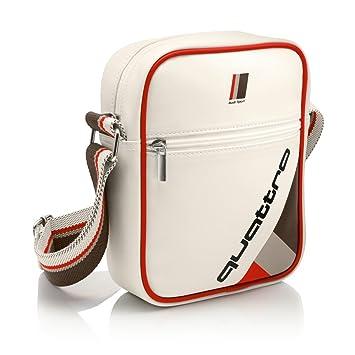 Audi Heritage Messenger Bag