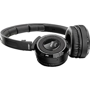 AKG K830-BT - Auriculares (Negro, Bluetooth, 18-20000 Hz, 32 Ohmio, Teléfono): Amazon.es: Electrónica