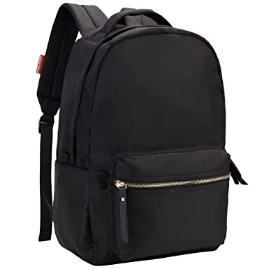 2dab25f45f Amazon.com  HawLander Nylon Backpack for Women - Lightweight