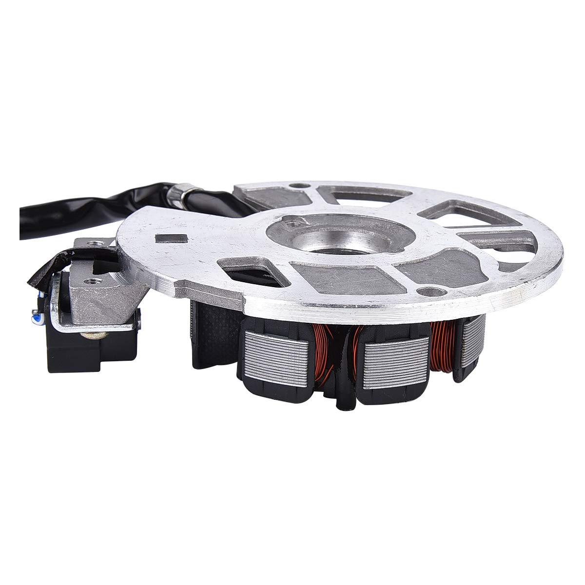 Wingsmoto G/én/érateur de magn/éto-statator # 650234 pour ATV Eton Viper 90 RXL-90R Sierra DXL90 AXL90