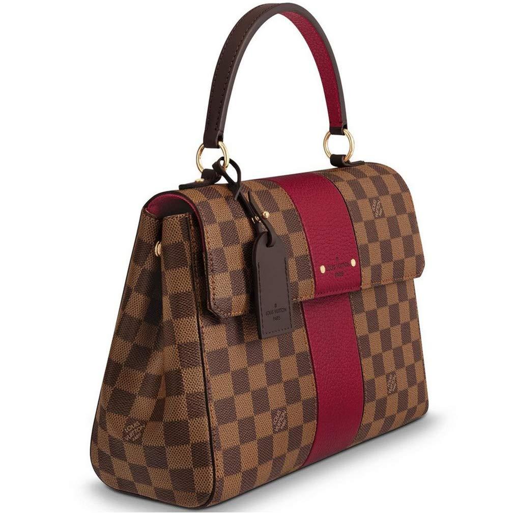 2006e263149f Louis Vuitton Damier Ebene Top Handles Handbags Bond Street Article   N44053  Handbags  Amazon.com