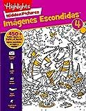 Hidden Pictures® Imágenes Escondidas(TM) 4 (Highlights™ Bilingüe)