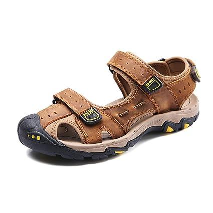 d1c2adde7ac8 Amazon.com  Mzq-yq Mens Sandals