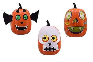 Amazon Com Pumpkin Decorating Craft Kits Can Decorate 12