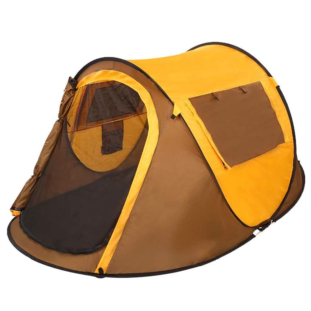 MRY 3-4 personnes tente de vitesse extérieure tente ouverte de bateau tente de camping imperméable à un étage à un étage 247  160  100cm,6306120000,  -