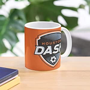 Dash Houston Mug The Top Selling 11 Ounce White Ceramic Novelty Gift Mug 2020