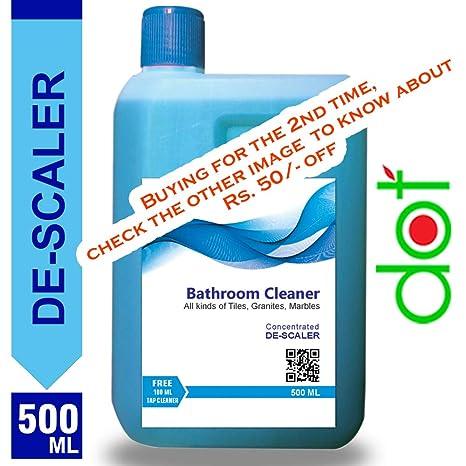 DOT Bathroom & Tiles Cleaner - De-Scaler- 500ml