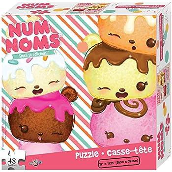 1668-1 Ceaco Num Noms Very Berry Puzzle 100 Piece