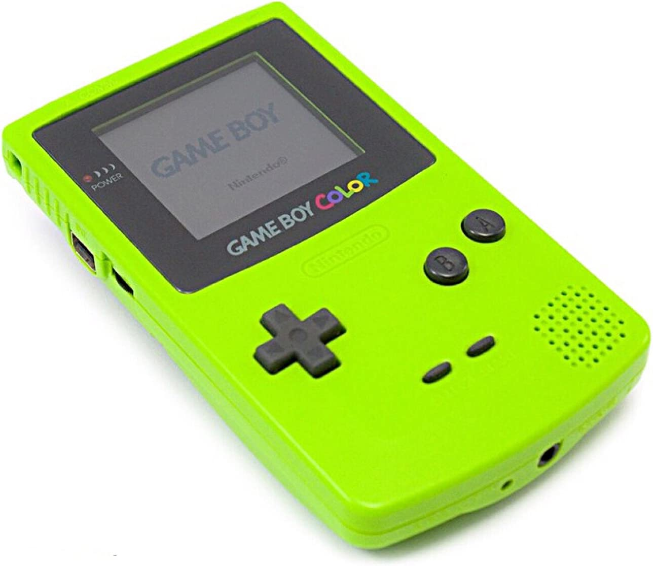 Game boy color kaufen - Amazon Com Game Boy Color Atomic Purple Nintendo Game Boy Color Video Games