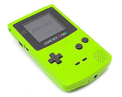 game boy color vert pomme - Telecharger Jeux Game Boy Color