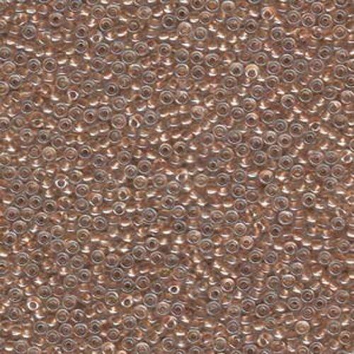 - Miyuki Seed Beads 8/0 Sparkling Metallic Gold Lined Crystal 22gram Tube of Beads