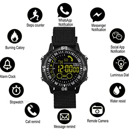 Four Fitness Trackern Activity Tracker Pulsera Inteligente ...