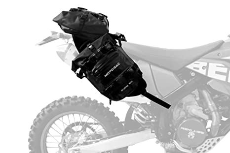 Amazon.com: Moto-Sac Motorcycle Waterproof Universal U ...