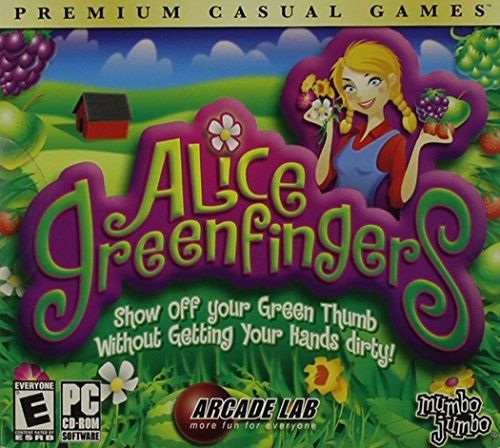 - Alice Greenfingers - PC