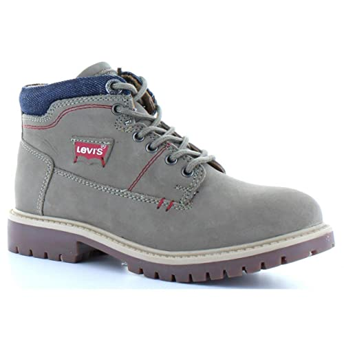 Boy and Girl Mid boots LEVIS 508630 PIMPREZ GRIS Size 30: Amazon.co.uk:  Shoes & Bags