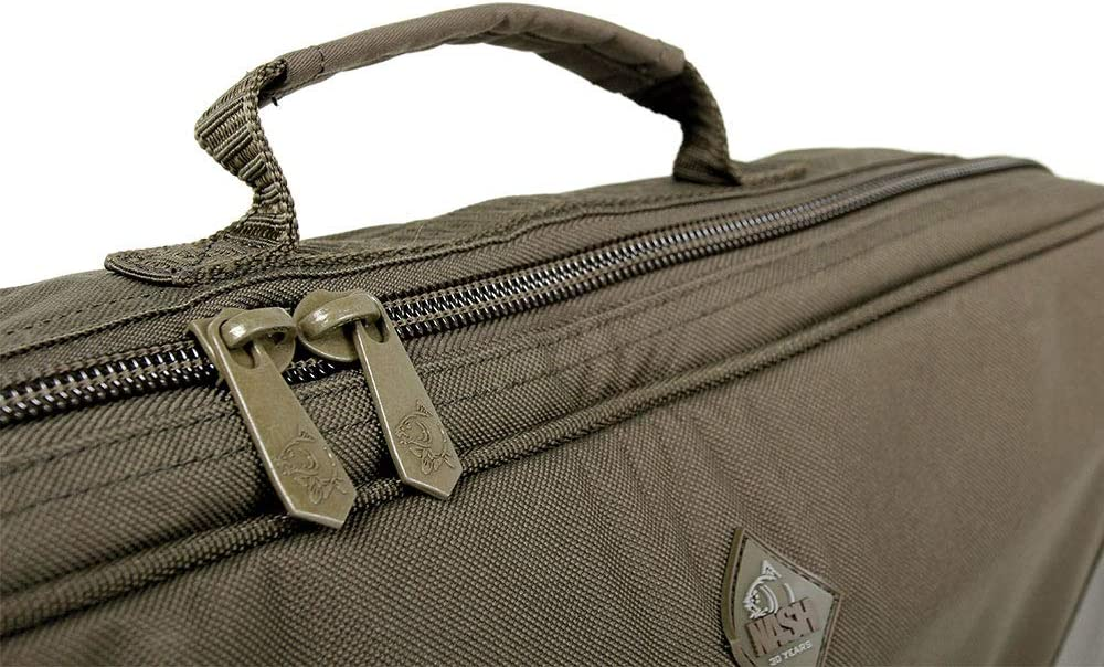 Nash *Brand New T3336 Buzz Bar Pouch Bag Medium  Carp Fishing Luggage