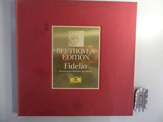 Ludwig van Beethoven : Fidelio [Vinyl, 3-LP-Box-Set, 643 614/616].