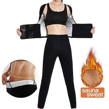 MINIRAH! Mujer Waist Trainer Ejercicio Cinturón de Fitness ...